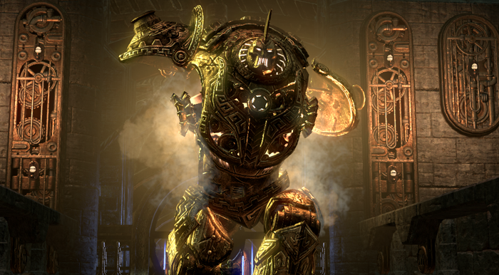 eso trial guides halls of fabrication final boss assembly general veteran trial mechanics hard mode halls of fabrication skin last boss